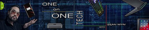 Channel banner One On One TECH