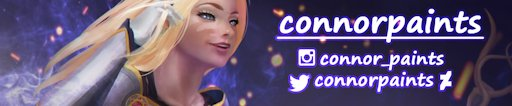 Channel banner Connor Vitug