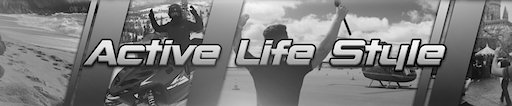 Channel banner ACTIVELIFESTYLE