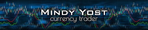 Channel banner Mindy Yost, currency trader