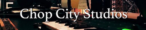 Channel banner Chop City Studios