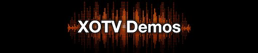Channel banner XOTV Demos