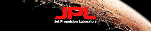 Channel banner NASA Jet Propulsion Laboratory