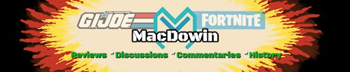 Channel banner MacDowin